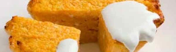Творожно-морковная запеканка в духовке_диетическая