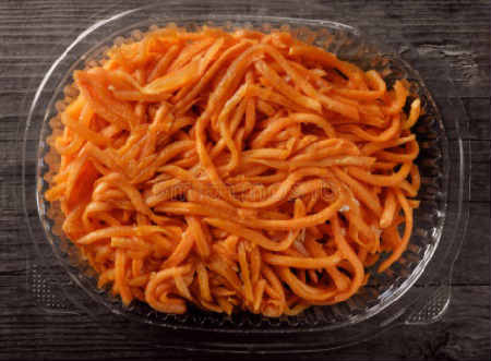 Корейская морковь рецепт в домашних условиях быстро